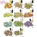 200 unidades/pacote Beleza SS11 Materiais ecológicos de Alta Qualidade Coréia Pedra Strass Nail Art Manicure Decoração