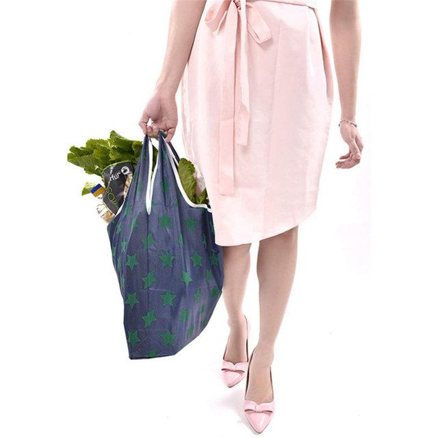 Folding Resuable Shopping Bag