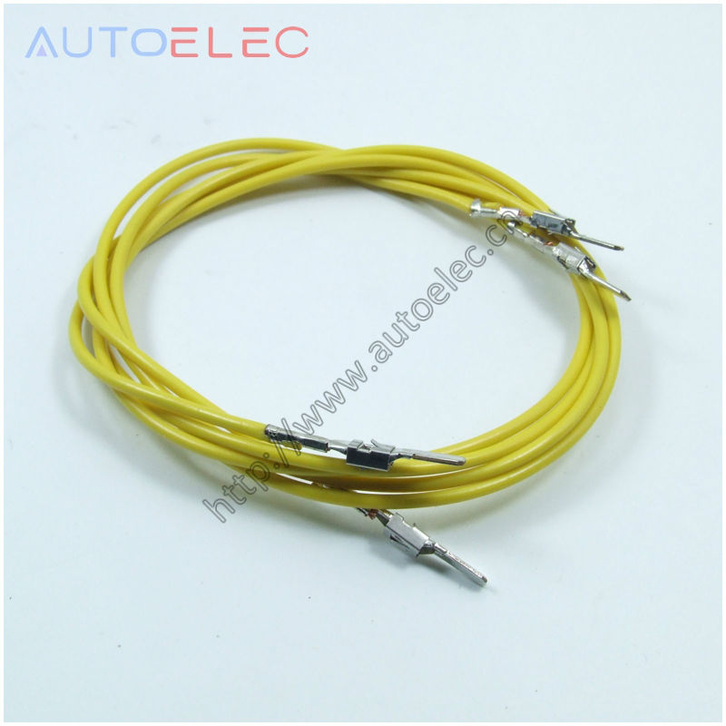 2pcs 000979129e Unsealed  Ungedicht Automotive Repair And Replacement Wire Wiring Harness For Vw