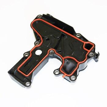 DAZOO Öl Separator PCV Ventil Montage 06H103495 06H103495A Für A UDI TT A4 Q5 Für V W Golf Jetta1.8 2,0 TSI 06H103495B