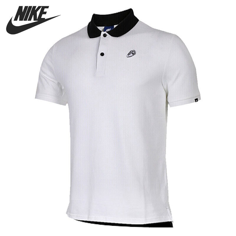 ff70f4c1 Original New Arrival 2018 NIKE POLO PQ SNKR SNL Men's Exercise POLO-shirts  short sleeve