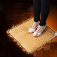 HYJ 1,Warm foot artifact, office electric heating mat, heating carbon crystal board, foot warming treasure