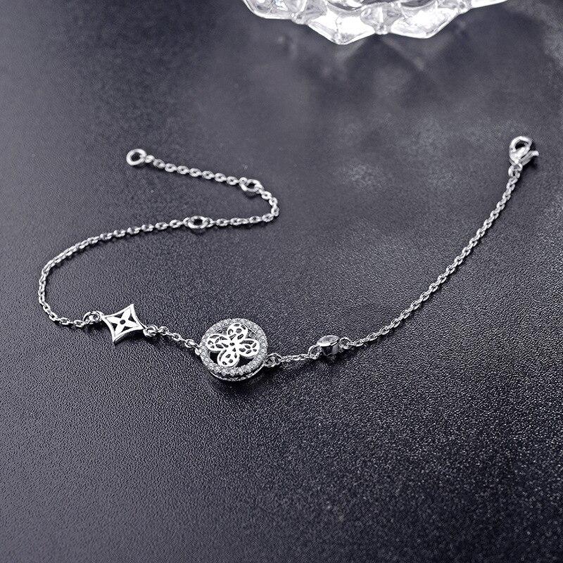 Fashion jewelry Summer new minimalist female bracelet Crystals from Austrian Personality Bracelet Jewelry for women's gifts