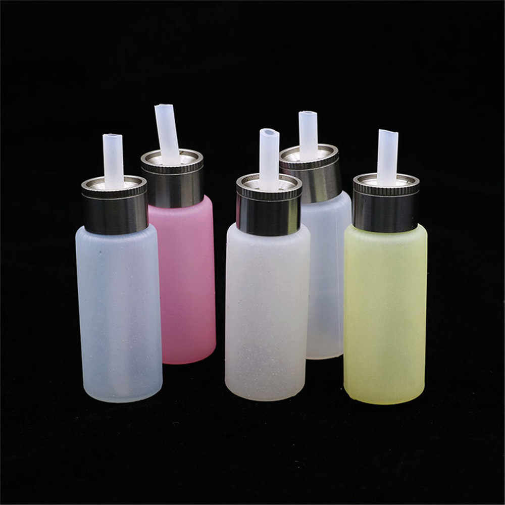 Electronic Cigarette E-Liquid Bottle Food Grade 8ml Silicone Dropper Bottles Fit BF Squonk Box Mod Drip Refill Bottles