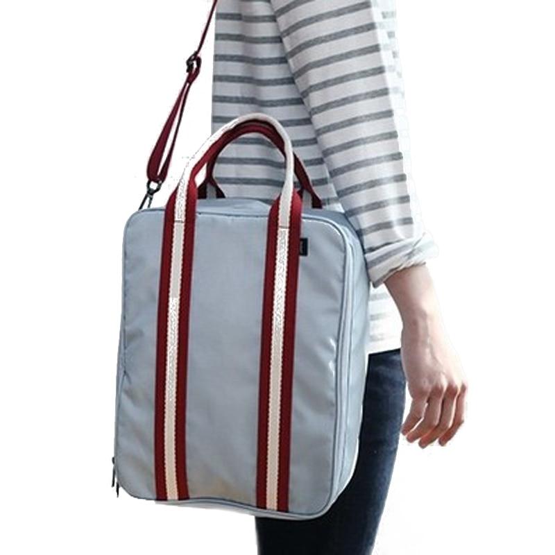 3PCS / LOT New Large Capacity Men Travel Business Storage Bag High Quality Nylon Women Clothing Cosmetic Storage Bag Travel Bag