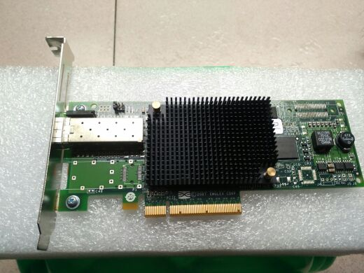 emulex lpe12000 m8 - RaidStorage Avago Emulex LPe12000-M8 LPE12000-E lpe12000-ap 8GFC PCIe Gen2x8 Short Wave Optical LC SFP+ 8Gb Single-port HBA Card