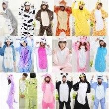 Пижамы с животными для взрослых onesie женщина панда комбинезоны взрослых  pijama de unicornio Пикачу пижамы шитая 7af2f4307741a