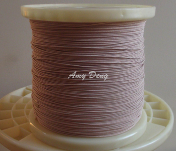 400 meters/lot  0.04X60 shares Litz strands of one meter from the sale of polyester