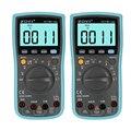 Tapechx vc17b + faixa automática multímetro digital medidor de medição de temperatura & freqüência resistência capacitância multimetro