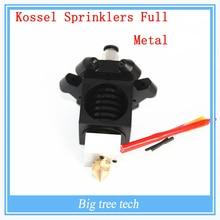 3D 3D принтер частей высокого качества и новейшие назн для Коссель пульверизатор Full Metal