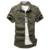 2016 Estilo Verão de Alta Qualidade Camisas De Vestido Dos Homens Camisa de Marca clothing homme moda manga curta camisa dos homens do algodão slim fit fino