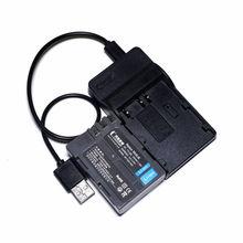 CONENSET 1pcs Li-ion Battery +1 Charger For Nikon EN-EL3 D90 D300s D50 D70 D80 D700 Camera
