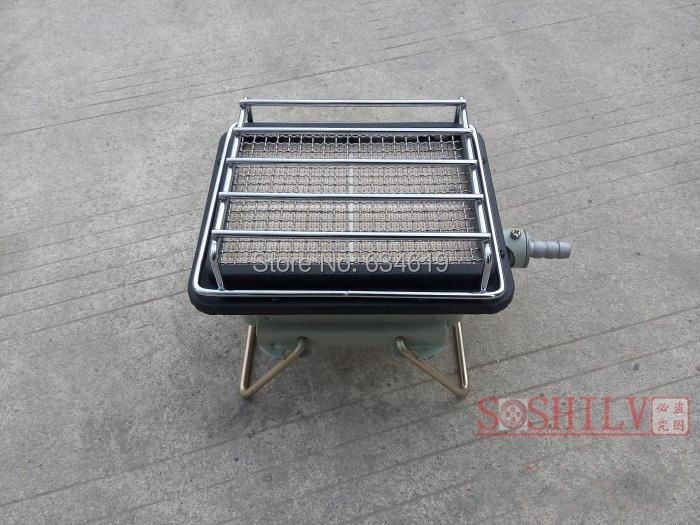 Mini infrared gas stove for heating gas home propane heater outdoor indoor infrared gas heater