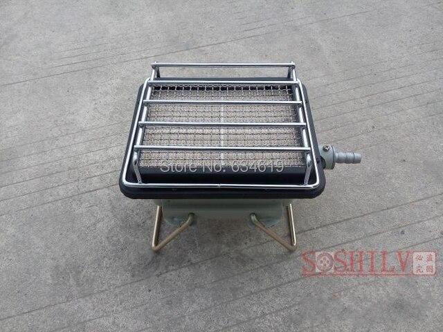 Mini Infrarossi Stufa A Gas Per Riscaldamento A Gas Propano Riscaldatore  Casa Outdoor Indoor Infrarossi Stufa