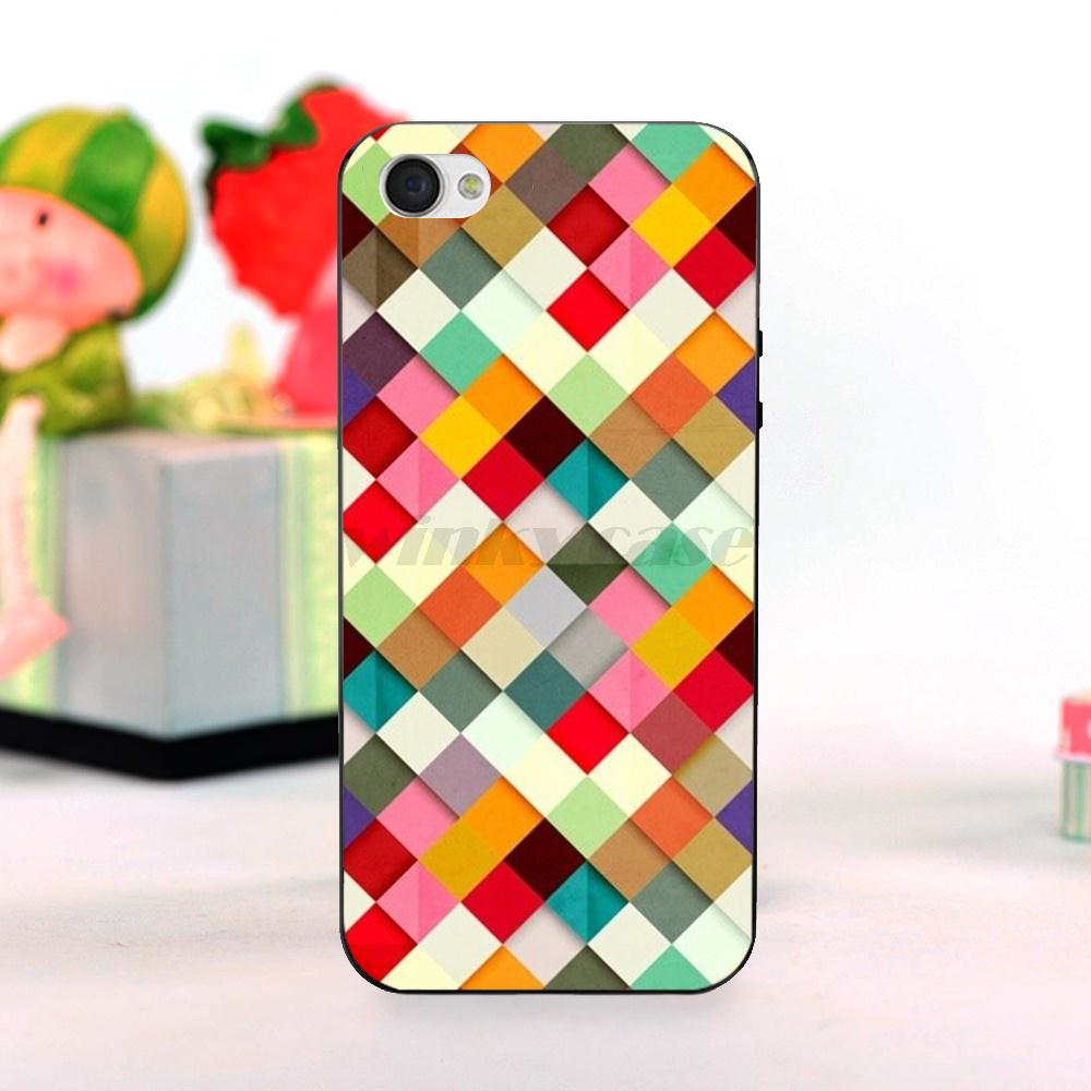 pastel house hot printed cool phone accessories for iphone 5 5s se case - Cool House Accessories