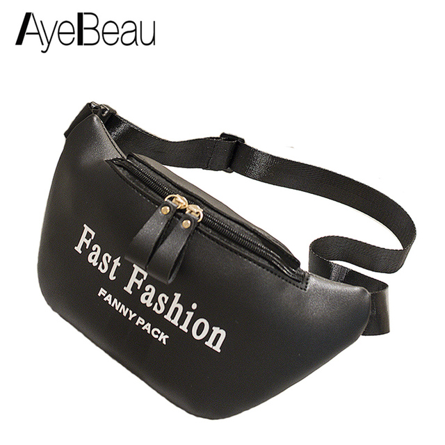Belly Hip Bum Waist Bag Belt For Lady Women Fanny Pack Banana Pouch Bananka Female Money Phone Handy Bumbag Waistbag Fannypack