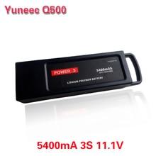 Rc Lipo Battery 11.1V 5400mAh 3S Flight lipo battery For Yuneec Q500 4K For Typhoon RC Drone