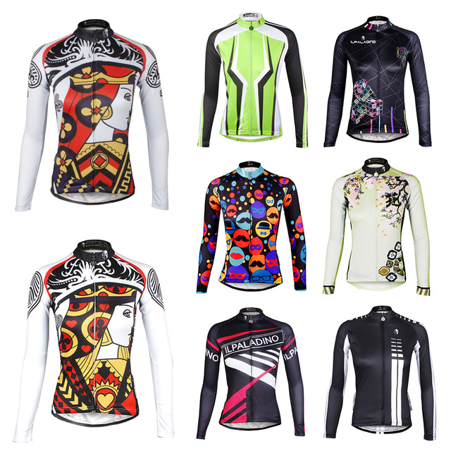 GZDL Plus Size Women Winter Long Sleeve Cycling Sportwear Clothing Bike  Bicycle Jersey Jacket Ciclismo Bicicleta Tops MTB9409 9c122edb3