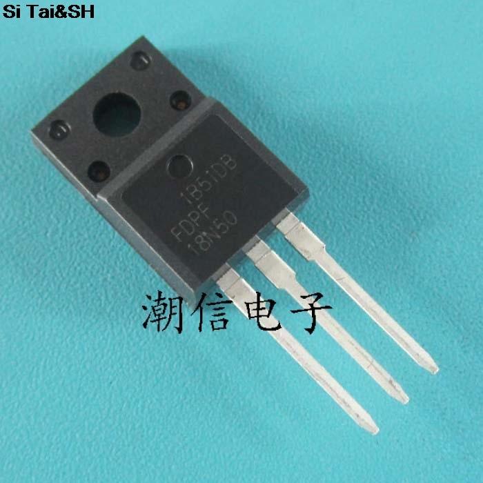 FDPF18N50 18N50 = 18N20 18N60 TO-220F Original Product