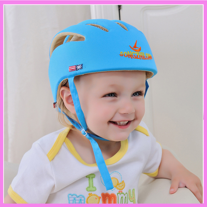 Baby Hat Headband Toddler Cap Headwear Headprotect Pillow Comfortable Babies Head Protection Toddler Headrest Pillow Baby Bedding
