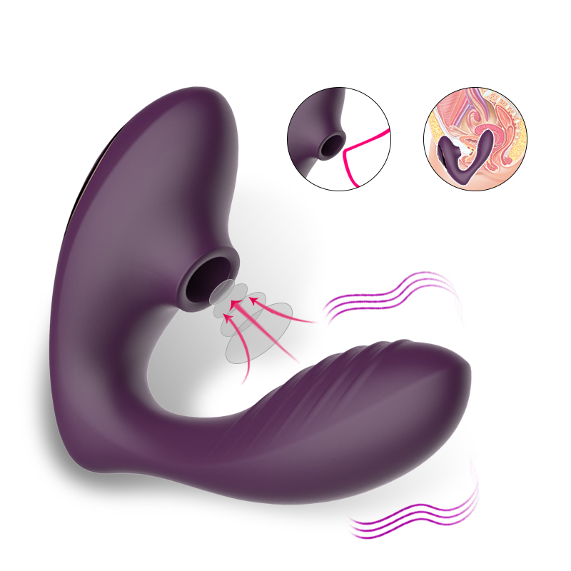 Oral Nipple Stimulator Pussy Pump Vagina Vibrator Clitoris Licking Sex toys