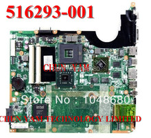 Original motherboard 516293-001 for HP Pavilion DV7 DV7-2000 Series laptop Notebook PC systemboard 100% tested working Perfect
