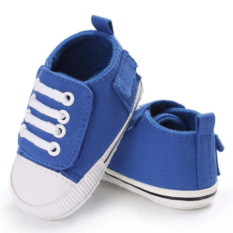 BMF TELOTUNY Fashion Cute Boy Girls Baby Soft Sole Cotton Crib Shoes Toddler Boots Shoelace First Walkers Apr20 Drop Ship