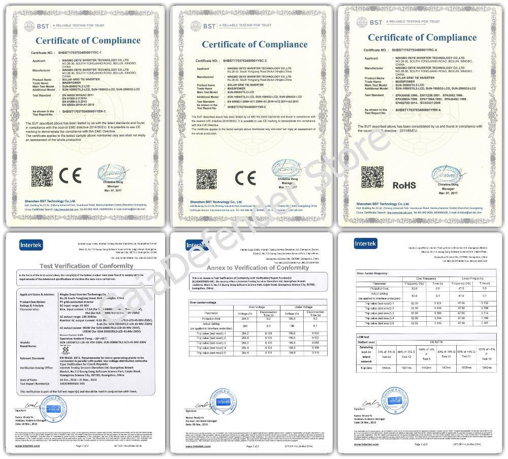 HTB1DOiAadzJ8KJjSspkq6zF7VXay - 1000W MPPT Solar Grid Tie Power Inverter with Limiter Sensor DC 22-60V / 45-90V to AC 110V 120V 220V 230V 240V connected system