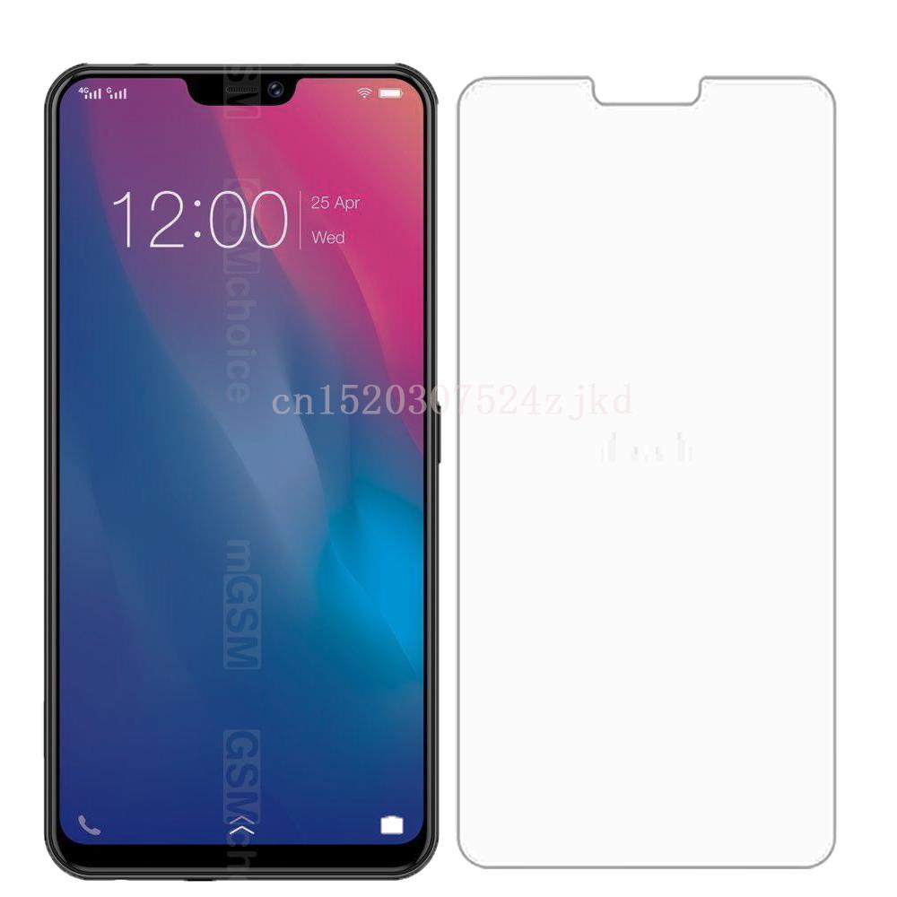 Protective Glass On For VIVO V9 Youth Tempered Glas vivo V9 Toughned Protect Screen Protector Cover Protection Film