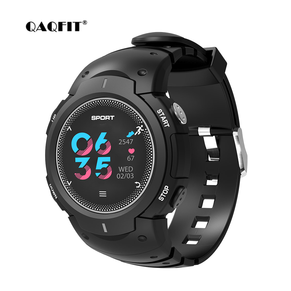 QAQFIT F13 Bluetooth Smart Watch IP68 Waterproof Activity Tracker Smartwatch Heart Rate Fitness Monitor Message Push Wristwatch colmi v11 smart watch ip67 waterproof tempered glass activity fitness tracker heart rate monitor brim men women smartwatch