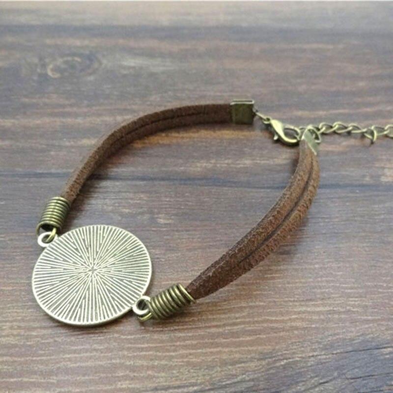 US $0 71 20% OFF|XUSHUI XJ Avatar The Last Airbender Charm Bracelet Kingdom  logo Glass Bracelets & Bangles Vintage Jewelry Rope Bracelets women-in