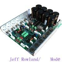 Клонирование Jeff Rowland/HIFI high fidelity Высокая мощность класс A B AMP задний Усилитель мощности доска