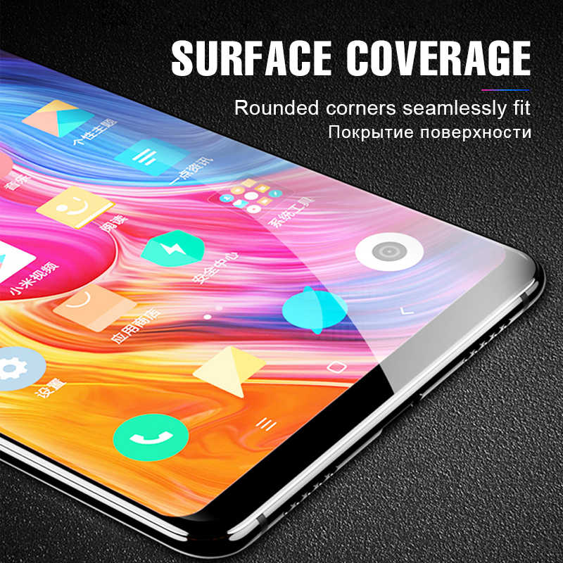 Full Cover Soft Hydrogel Film On The For Xiaomi Mi 8 SE A1 A2 Lite Screen  Protector For Xiaomi Mi 6 8 Pro Protective Not Glass