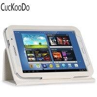 Folio Slim Leather Case For Samsung Galaxy Tab 2 P5100 10 1 Inch Tablet Auto Sleep