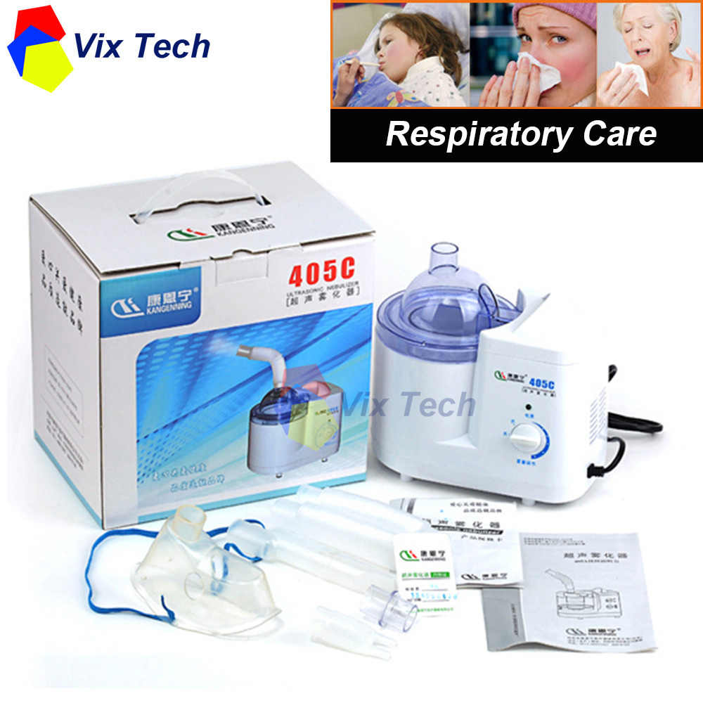 ФОТО Ultrasonic Nebulizer Medical atomizer, Adult / Child Respiratory system care, Rhinitis, Asthma Therapy, Mask Tube accessories