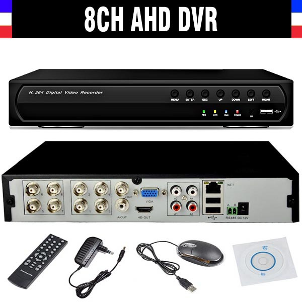 2016 CCTV 8ch 720P DVR H.264 Recorder AHD 8 Channel CCTV DVR 8 CH 720P Network Video Recorder Surveillance Security DVR 3G WIFI sannce 8 channel 720p 1080n h 264 video recorder hdmi network cctv dvr 8ch for home security camera surveillance system kit