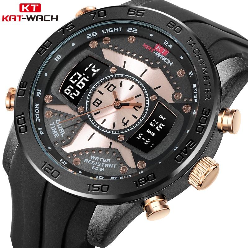 KAT-WACH Men's Watches