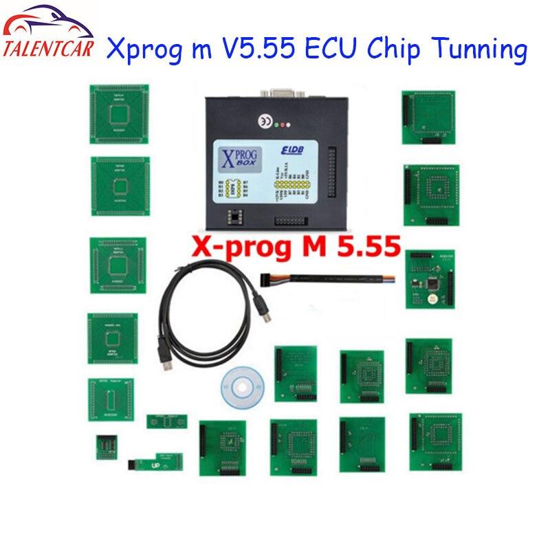 Di Vendita superiore XPROG-M 5.74 X Prog M Box V5.55 Auto Chip ECU Sintonia Programmatore Xprogm 5.84 Xprog 5.55 Xprog5.55 migliore di xprog5.50