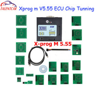 Hot Promotion Xprog M Box 5 55 Auto ECU Programmer Higher Version Than Xprog M V5