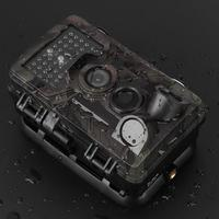 IR Hunting Camera Portable Night Vision Photography Surveillance Camera 1080p HD WCDMA 16MP Cam Huting Camera Trail Camera