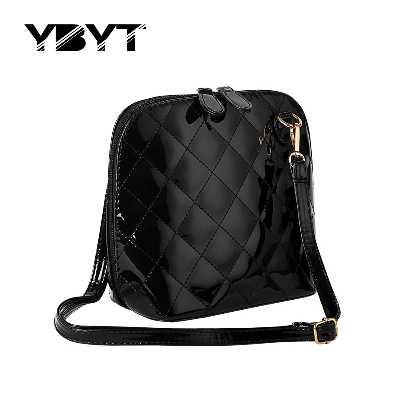 YBYT brand 2017 new mini joker leisure diamond lattice shell package high qualit