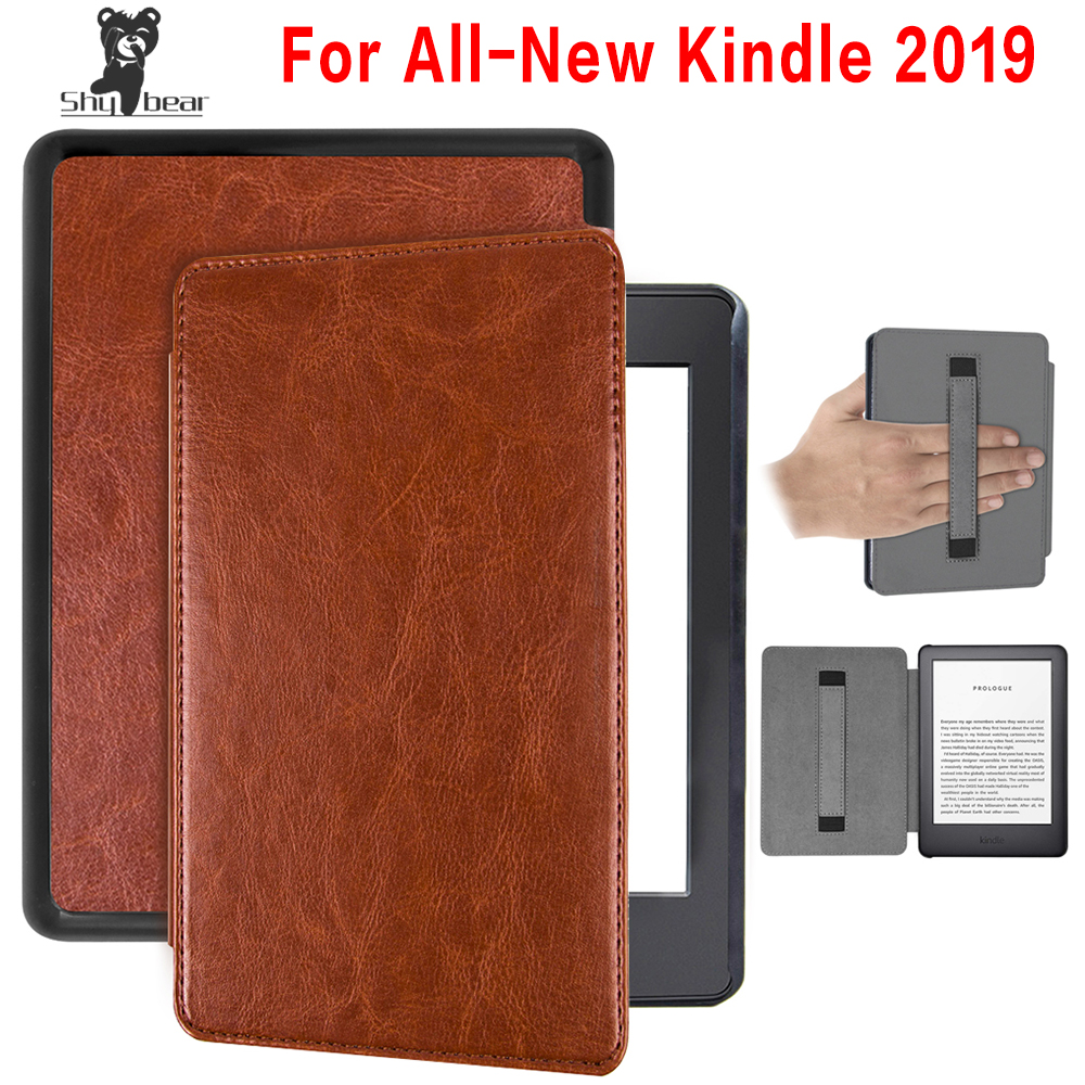 🛒[tb9sr] Luxury PU Leather Cover Case for 2019 Amazon All