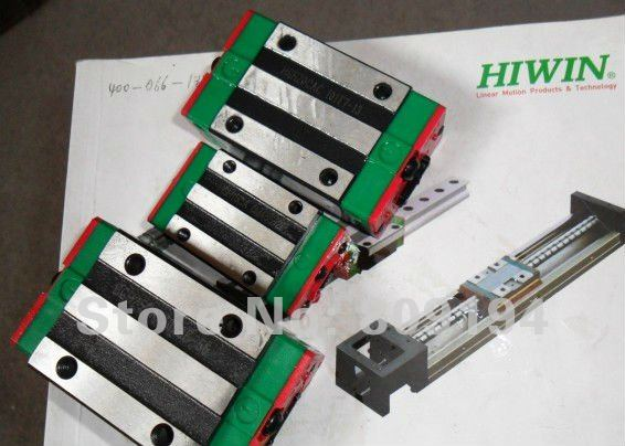 CNC HIWIN HGH30H Rail linear guide from taiwan cnc hiwin hgw25c rail linear guide from taiwan