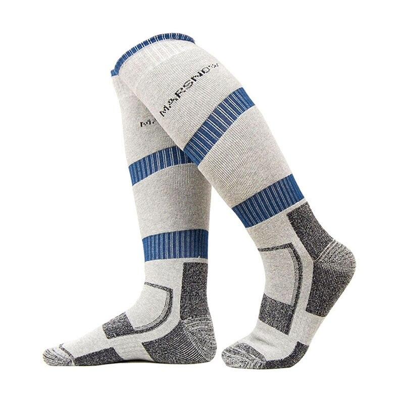 Marsnow Professional Winter Men Women Thermal Ski Socks Combed Cotton Wool Sport Snowboard Cycling Sock Thermal socks Warmers