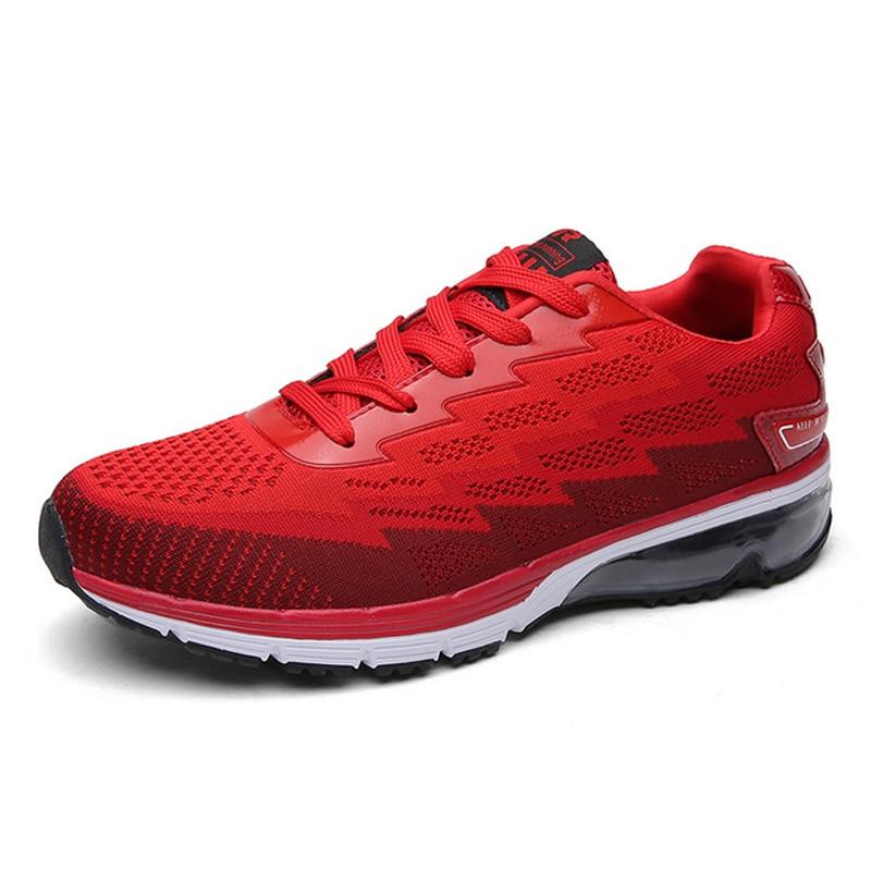 2017 Amante Deportes Running Shoes Hombres y Mujeres Transpirable Zapatos Al Air