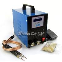 Newest Upgraded Version 10KVA High Power Spot Welder Battery Welding Machine Handheld Welding Machine LCD Display
