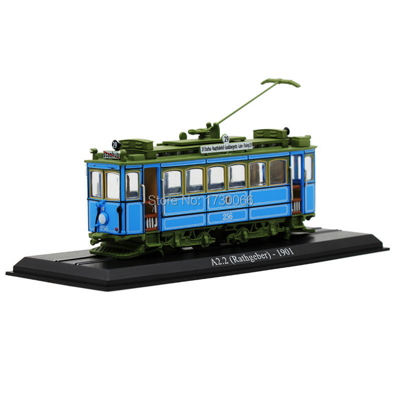 ATLAS Train MODEL toys Locomotive A2.2 (Rathgeber) -1901 Scale 1:87 TARM Blue First Choice For Christmas Gift