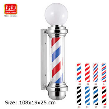 338C size Roating Barber Pole.Salon Equipment.Barber Sign.Free Shipping.Hot sell european style - Category 🛒 Home Appliances