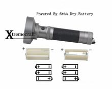 Xtremecraft Super 100LED UV Light 395-400nm LED UV Flashlight Torch Light Uv Lamp
