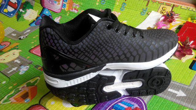 f714b378d TOP Luxury brand AD shoes chameleon ZX FLUX XENO new All-Star 3M reflective  snake